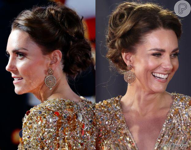 Brincos de Kate Middleton eram da marca Onitaa