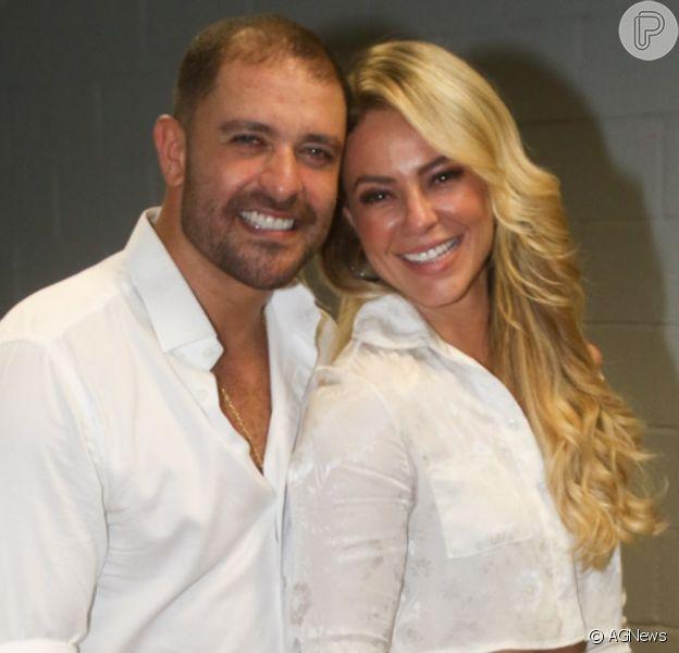 Paolla Oliveira e Diogo Nogueira dão novo passo em relacionamento, em 10 de outubro de 2021