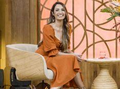 Patricia Poeta dá notícias sobre estado de saúde de Fátima Bernardes após cirurgia