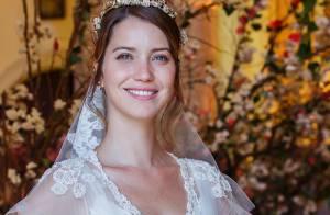 Nathalia Dill não sonha com cerimônia de casamento: 'Eu nunca tive esse desejo'