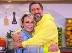 Ana Maria Braga atende pedido de filho de Marcos Mion e surpreende Romeo. Vídeo!