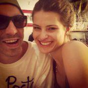 Isabelli Fontana foi pedida em casamento por Di Ferrero na Itália: 'Há 2 meses'