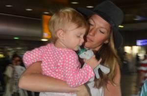 Vivian Lake, filha de Gisele Bündchen, faz aniversário de 2 anos. Veja fotos!