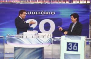 Silvio Santos sobre Chitãozinho & Xororó: 'Nossa Senhora da Plástica ajudou'