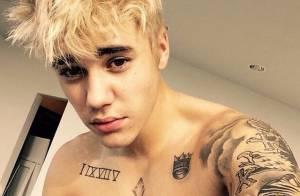 Justin Bieber muda o visual com cabelo loiro platinado e ganha elogios: 'Lindo'