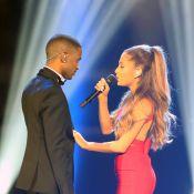 Ariana Grande e Big Sean cantam como namorados pela 1ª vez em evento do Grammy
