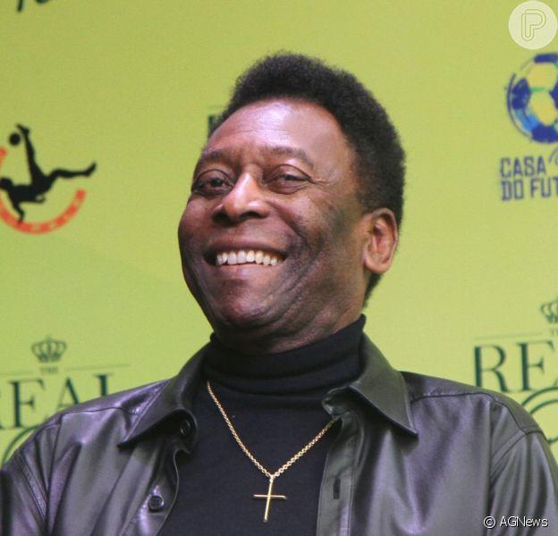 Pelé recebe alta nesta terça-feira(9), informa o boletim médico enviado a imprensa, nesta segunda-feira, 8 de dezembro de 2014