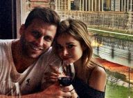 Henri Castelli está namorando a colombiana Diana Hernandez: 'Distância ajuda'
