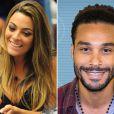 Monique e Daniel se envolveram em uma polêmica no 'Big Brother Brasil 12'. Ele teria abusado da loira, mas nada foi comprovado. O participante foi obrigado a deixar o programa