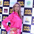 Luana Piovani participa de pré-estreia de 'Noite da Virada', na quarta-feira, 10 de dezembro de 2014, no shopping Cidade Jardim, em São Paulo