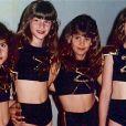 Quando criança, Gisele gostava de imitar as Paquitas, assistentes de palco da Xuxa