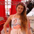 Aos 13 anos, Gabriela Machado já conhecida como sósia de Gisele Bündchen