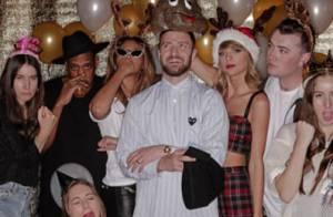 Taylor Swift comemora aniversário com Beyoncé, Jay-Z e Justin Timberlake