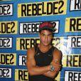 Micael Borges atuou em 'Rebelde'