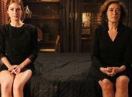 Marina Ruy Barbosa e Lilia Cabral posam em bastidor de 'Império':'Marias viúvas'