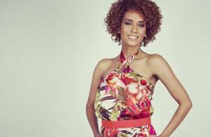 7fab281a821b8 Stylist de Taís Araújo detalha estilo da atriz na gravidez   Vestidos  amplos