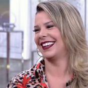 Fernanda Souza decide manter cabelo loiro para se casar com Thiaguinho em 2015