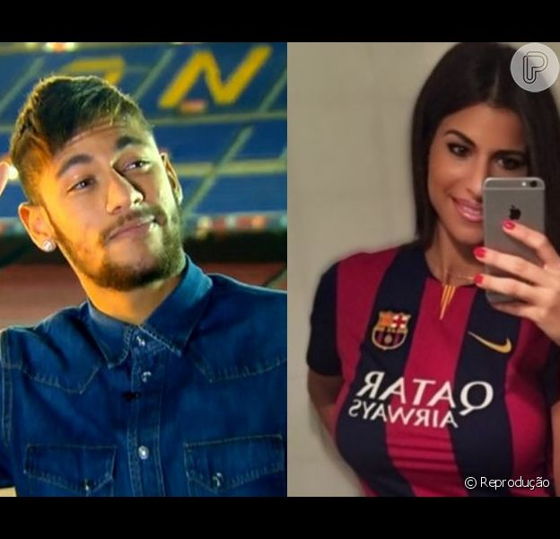 Neymar está namorando a advogada espanhola Elisabeth Martínez, garante jornal