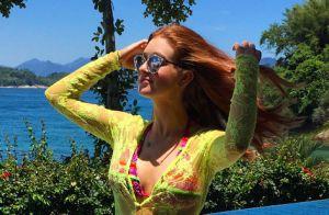 Marina Ruy Barbosa, da novela 'Império', cobiça título de musa do verão