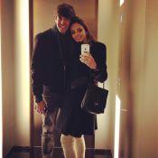 'Kaká sempre mostrou o lugar que é meu', afirma Carol Celico, mulher do jogador