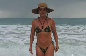 Assim como Bruna Lombardi, confira famosas que esbanjam corpão depois dos 40!
