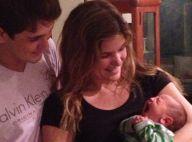 Cristiana Oliveira lida com perda do pai e ataca de avó coruja: 'É uma delícia!'