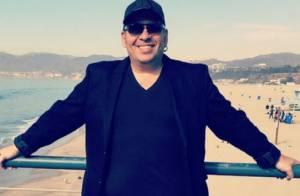 Leandro Hassum exibe corpo mais magro em viagem aos EUA: 'Melhores férias'