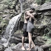 Uriel Del Toro publica foto agarradinho com Isis Valverde: 'Loucura no amor'