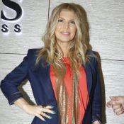 Fergie participa de evento e fala sobre gravidez: 'Estou me sentindo sensual'