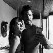 Namorado de Isis Valverde, Uriel Del Toro se declara para atriz: 'Meu amor'