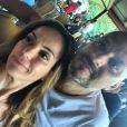 Flávia é casada há seis anos com o empresário Avner Saragossy