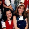Flávia Monteiro ficou quatro anos em 'Chiquititas' e atuava com Fernanda Souza, intérprete da personagem Mili