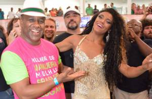 Carnaval 2015: veja os famosos que aproveitaram a folia neste final de semana