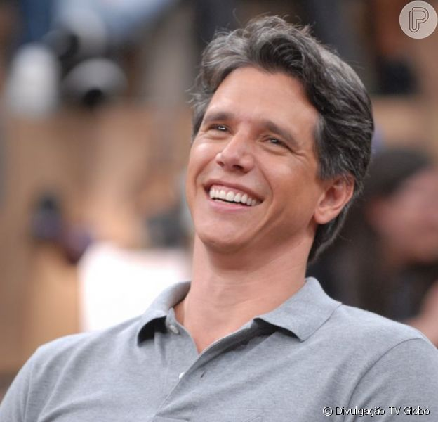 Márcio Garcia completa 43 anos nesta quarta-feira 17 de abril de 2013