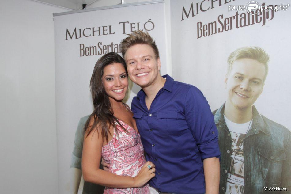 Michel Teló gosta de fazer sexo antes dos shows: 'Você entra mais feliz e leve'