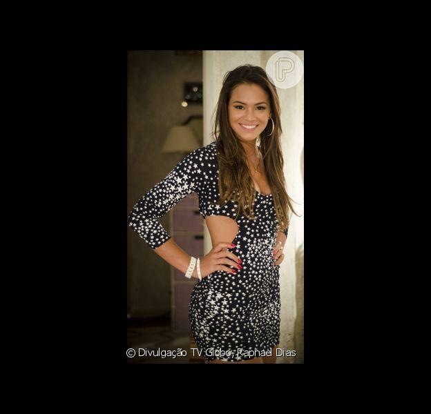 Bruna Marquezine confirma convite de Manoel Carlos para interpretar Helena aos 18 anos na próxima novela do autor: 'Estou muito feliz', disse a atriz nos bastidores do programa 'Esquenta'. Atualmente ela interpreta a Lurdinha em 'Salve Jorge'