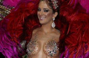 Carnaval: relembre fantasias ousadas que as famosas usaram na Passarela do Samba
