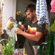 No programa 'Tempero de Família', Rodrigo Hilbert mostra seu talento como cozinheiro