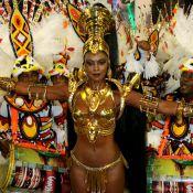 Cris Vianna é guerreira africana na Imperatriz: 'Homenageando minha raça'