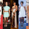 Estilosa e ousada, Rihanna chega aos 27 anos nesta sexta-feira, 20 de fevereiro de 2015
