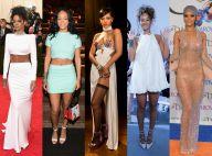 Rihanna faz aniversário de 27 anos com muito estilo após lançamento de clipe