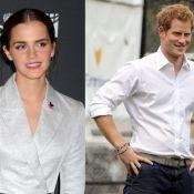 Emma Watson está namorando príncipe Harry em segredo: 'Apaixonado'