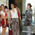 A atriz Flávia Alessandra gosta de qualquer tipo e coloração de animal print. Em seu guarda-roupa pode-se encontrar zebra, onça e cobra. Qual você prefere?