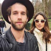 Thaila Ayala passeia por Londres com André Hamann após curtir Carnaval com ele