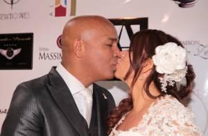 Casamento do cantor sertanejo Rick reúne famosos em Aparecida do Norte