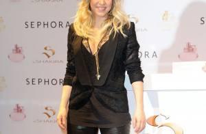 Shakira fala sobre perder peso após a gravidez: 'Foi estressante'