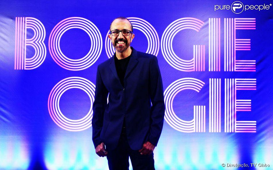 Rui Vilhena faz balanço final de 'Boogie Oogie' e comemora o sucesso da novela, em março de 2015