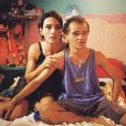 Em 'Carandiru', uma das maiores montagens do cinema brasileiro, Rodrigo Santoro se destacou no papel de um presidiário travesti, Lady Di, que fazia par com o ator Gero Camilo