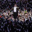 Psy lançou recentemente o clipe de 'Gentlemen', que bateu mais um recorde no Youtube