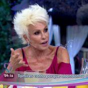 Ana Maria Braga comete gafe durante o 'Mais Você' ao chamar Tamires de Talita